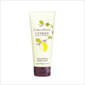 Crabtree and Evelyn body scrub