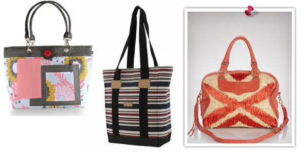 Functional handbags for spring