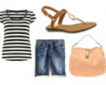 Adorable Dolce Vita sandals, styled 3 ways