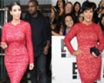 Fashion face-off: Kim Kardashian vs. Kris Jenner