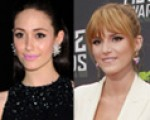 Friday's Fashion Obsessions: Emmy Rossum and Bella Thorne