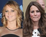 Friday's Fashion Obsessions: Jennifer Lawrence and Kate Middleton