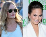 Friday's Fashion Obsessions: Kate Bosworth and Chrissy Teigen