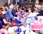 Gilt City Fashionista: The Warehouse Sale of the year