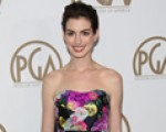 Steal the look: Anne Hathaway's floral dress